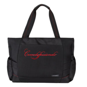 Comedyfessionals Logo Branded Tote Bag